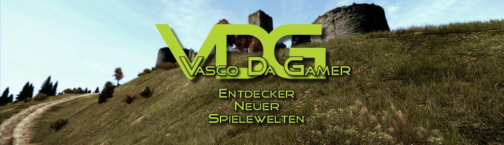 Vascos kleiner Gamingblog